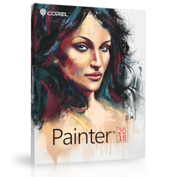 Компания Corel представляет Corel Painter 2018!